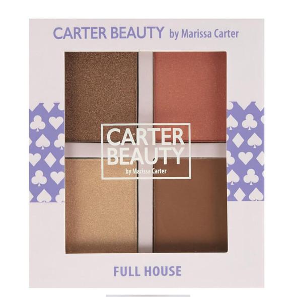Carter Beauty Full House Mini Palette