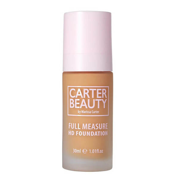 Carter Beauty HD Foundation - Creme Brulee