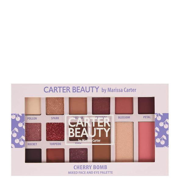 Carter Beauty Cherry Bomb Palette