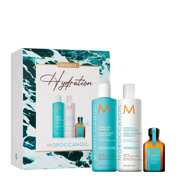 Moroccanoil Infinite Hydration Collection