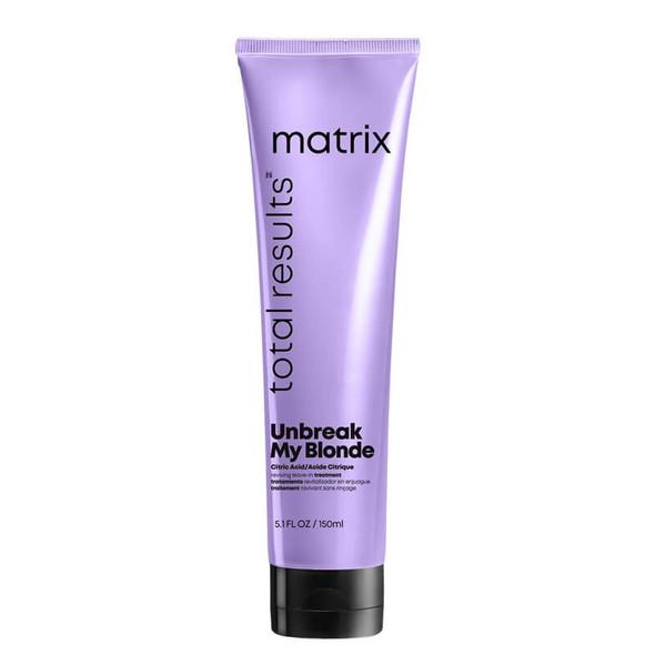Matrix Unbreak My Blonde Leave-In Treatment 150ml