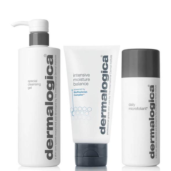 Dermalogica Dry / Very Dry Skin Bundle