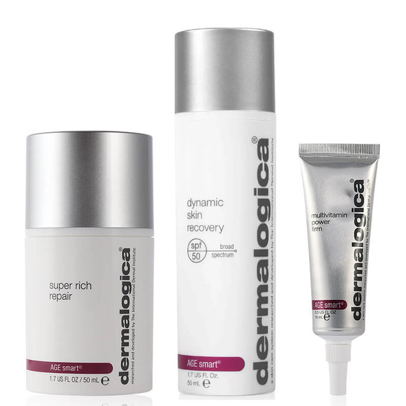 Smooth around eyes, concentrating on areas of visible ageing.
