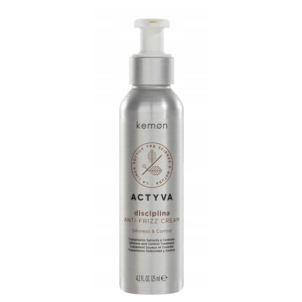Actyva Disciplina Anti-Frizz Cream 125ml