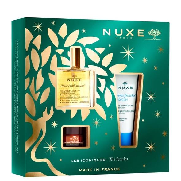 NUXE The Iconics Gift Set