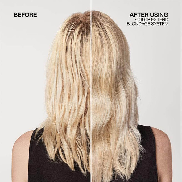 Redken Color Extend Blondage 500ml Duo - Limited Edition Before&After