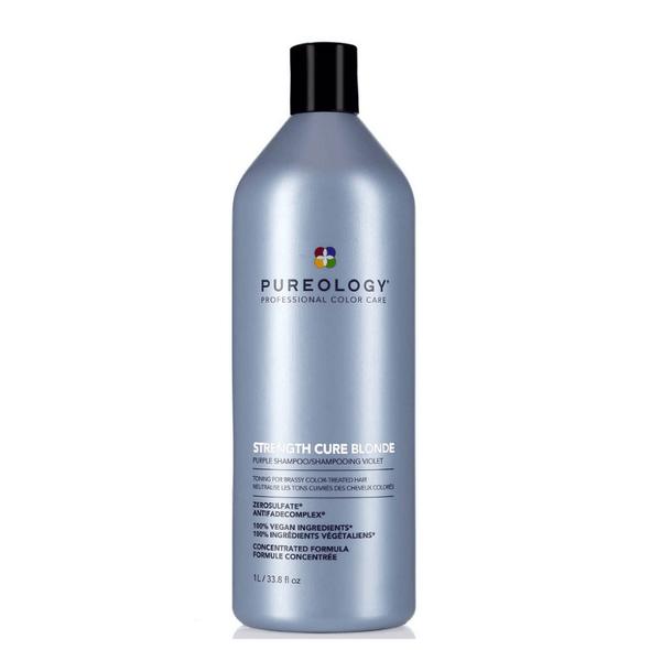 Pureology Salon Size Strength Cure Best Blonde Shampoo 1000ml