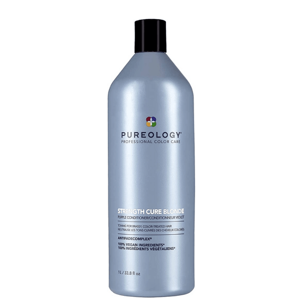 Pureology Salon Size Strength Cure Blonde Conditioner 1000ml