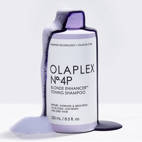 Olaplex No.4P Blonde Enhancer Toning Shampoo 250ml Social