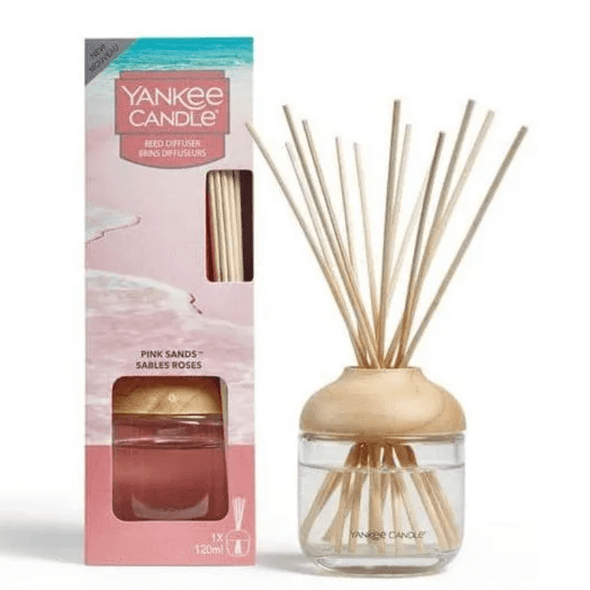 Yankee Reed Diffuser Pink Sands