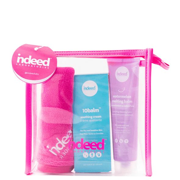 Indeed Labs Cleanse & Hydrate Set - Christmas Gift Set
