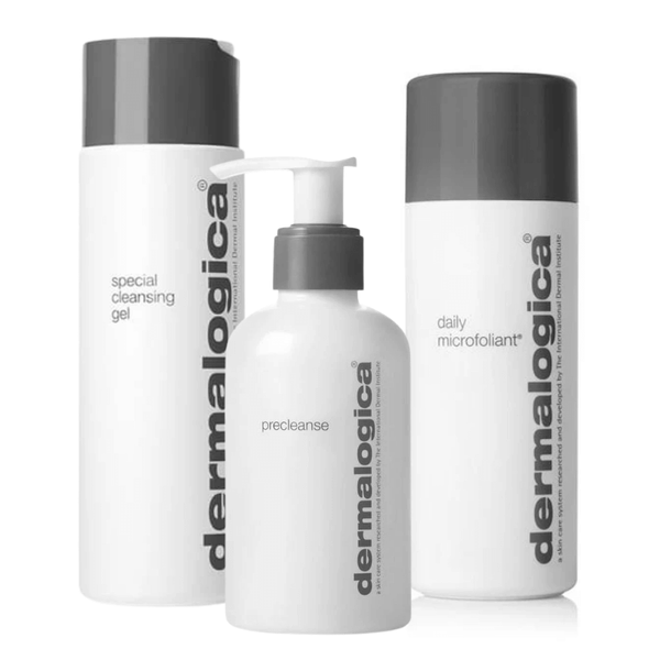 Dermalogica Our Best Cleanse & Glow Gift Set 2021