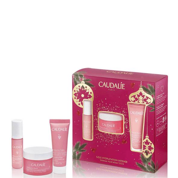 Caudalie Vinosource-Hydra SOS Cream - Christmas Gift Set
