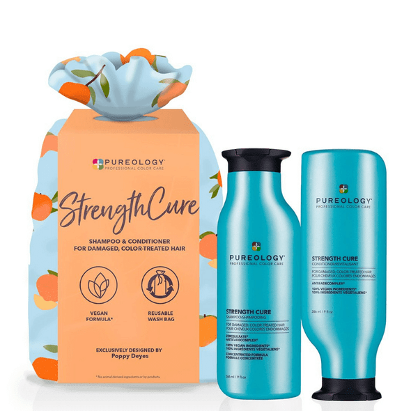 Pureology Strength Cure Shampoo & Conditioner Duo