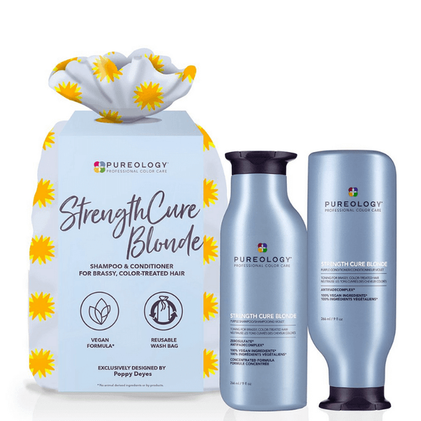 Pureology Strength Cure Best Blonde Shampoo & Conditioner Duo