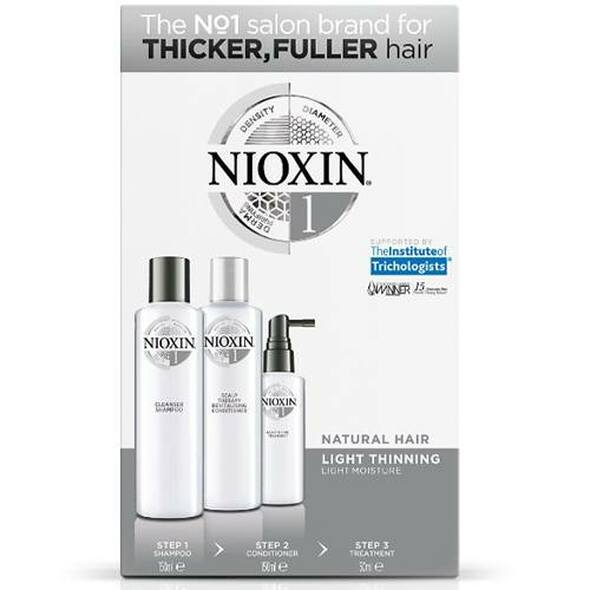 Nioxin - System Kit 1 (Normal to Thin Hair)