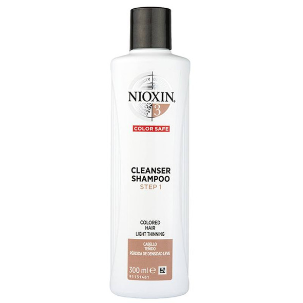 Nioxin Cleanser 3 - 300ml (Shampoo)