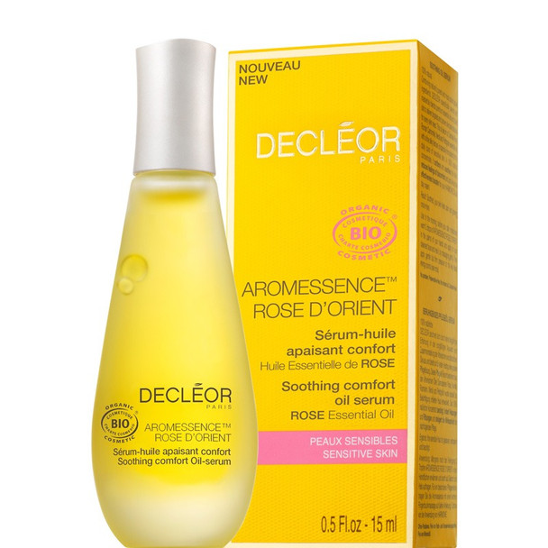 Decleor - Aromessence Rose D'Orient Soothing comfort Oil Serum - 15ml