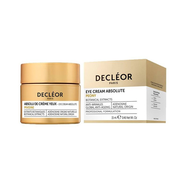 Decléor Eye Cream Absolute - Peony 15ml