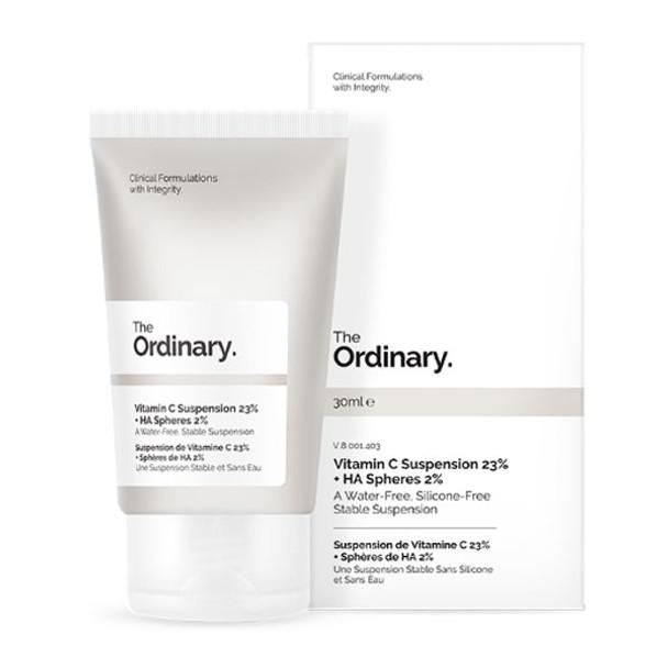 The Ordinary - Vitamin C Suspension 23% + HA Spheres 2% - 30ml