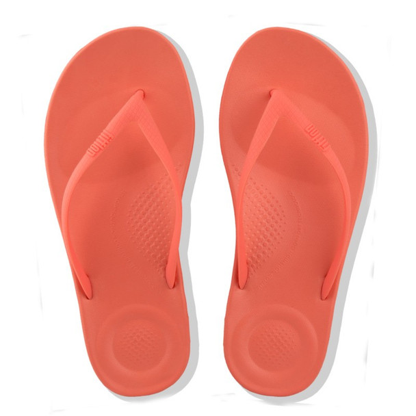 FitFlop™ iQushion™ Sunshine Coral Top