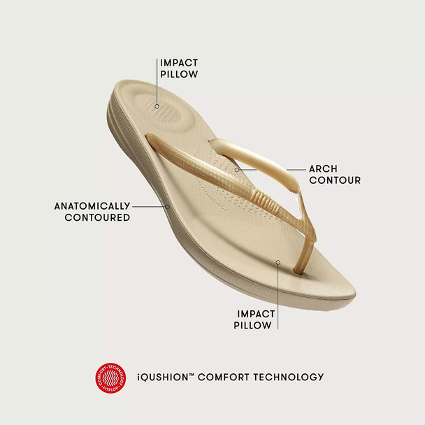 FitFlop™ iQushion™ Silver about
