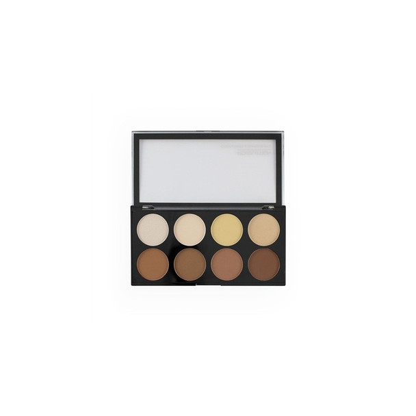 Revolution Iconic Lights and Contour Pro open