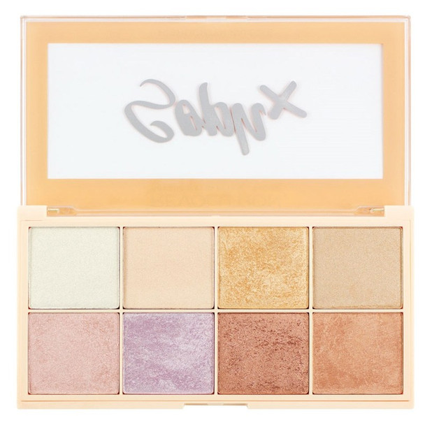Revolution Soph Highlighter Palette open