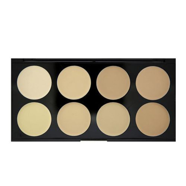 Revolution Ultra Cover and Conceal Palette - Light colours