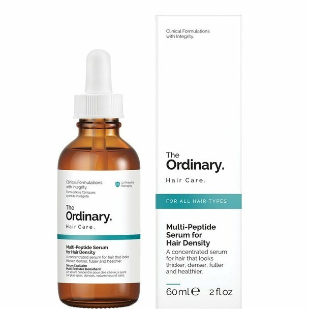 The Ordinary Multi-Peptide Serum for Hair Density - 60ml