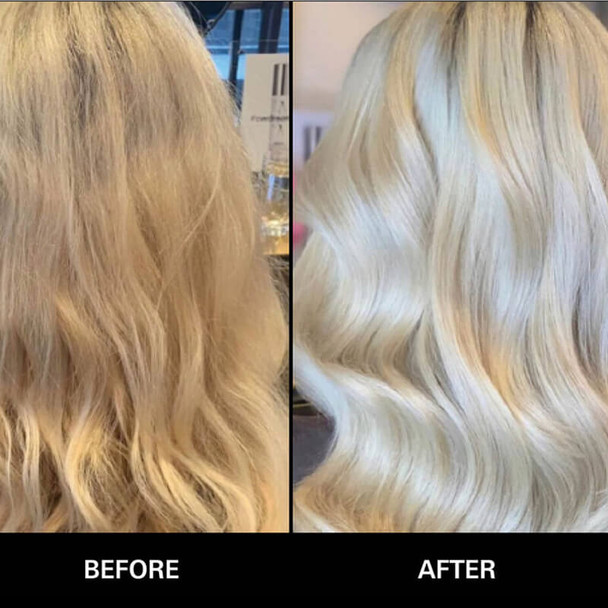 Color Wow Dream Filter 200ml Before and After