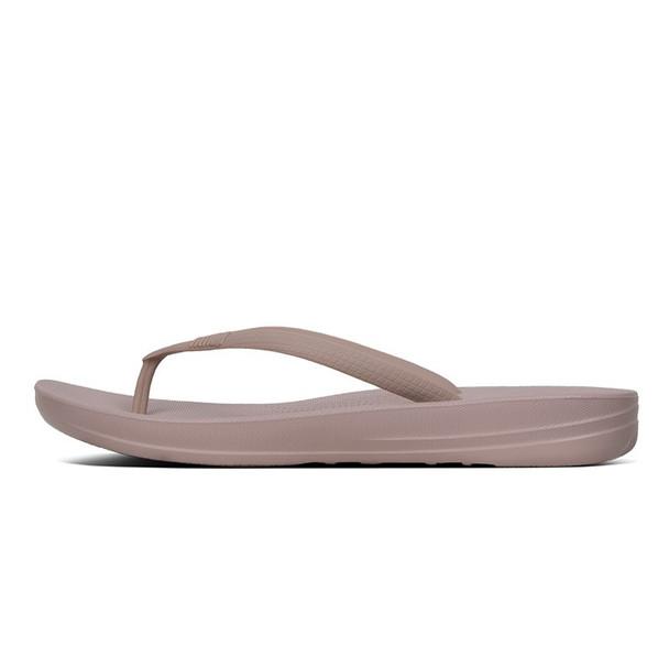 FitFlop iQushion Ergonomic Sandals Mink side