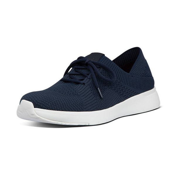 FitFlop Marbleknit Sneakers Navy