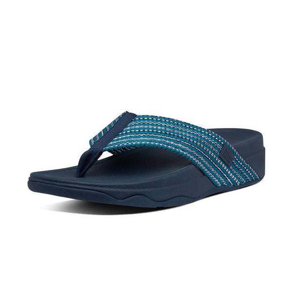 FitFlop Surfa Toe-Post Sea Blue
