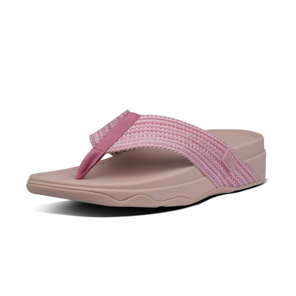 FitFlop Surfa Toe-Post Soft Pink