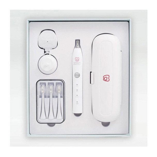 Spotlight Oral Care Sonic Toothbrush box