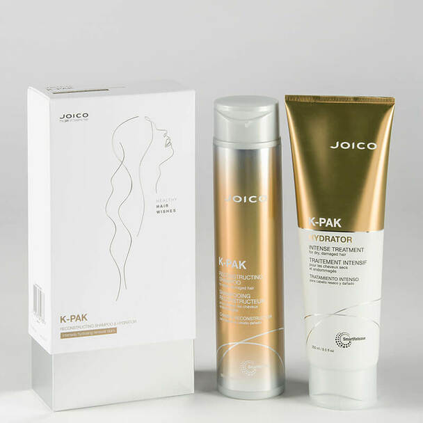 Joico K-Pak Shampoo and Intense Hydration Treatment Gift Set