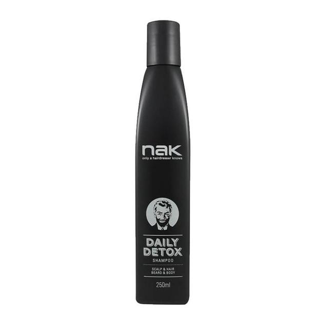 NAK Daily Detox Shampoo 250ml