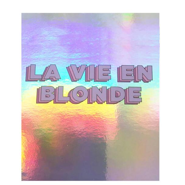 Kerastase Blond Absolu La Vie En Blonde Scented Candle