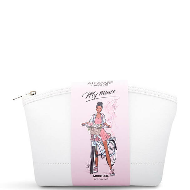 Alfaparf My Minis Moisture Collection bag