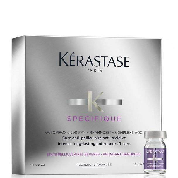 Kerastase Specifique Cure Antipel Inten 12*6ml