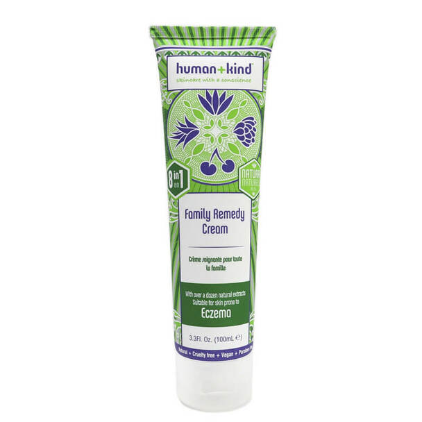Human + Kind Family Remedy Cream 100ml
