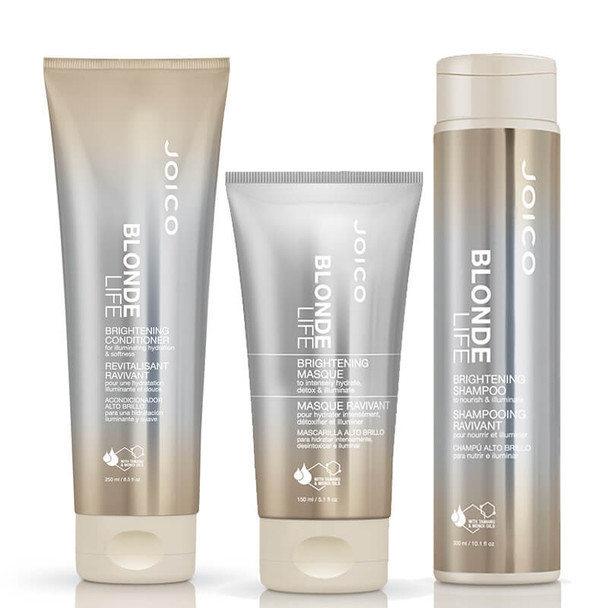 Joico Blonde Life Collection with FREE Mask