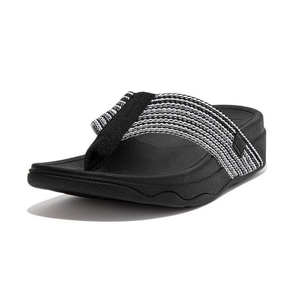 FitFlop Surfa All Black