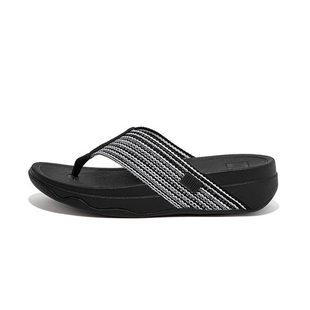 FitFlop Surfa All Black Side