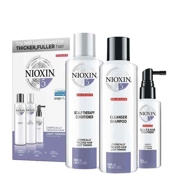 Nioxin -  System Kit 5 (Normal to thin, medium to coarse)