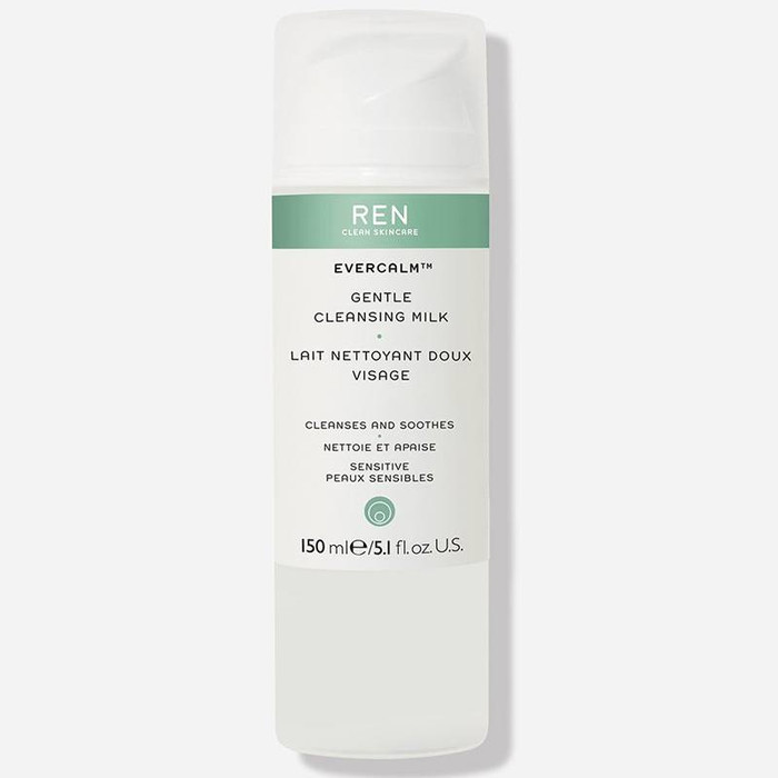 REN - EverCalm Cleansing Milk 150ml