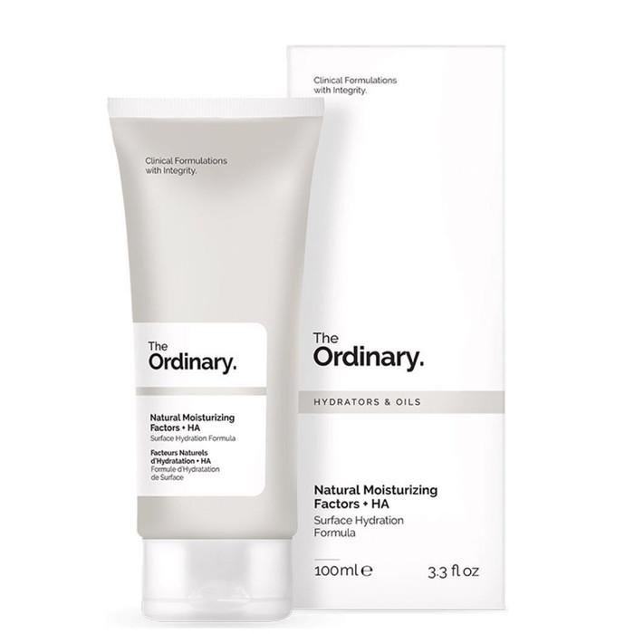 the ordinary natural moisturizing factors + ha - 100ml