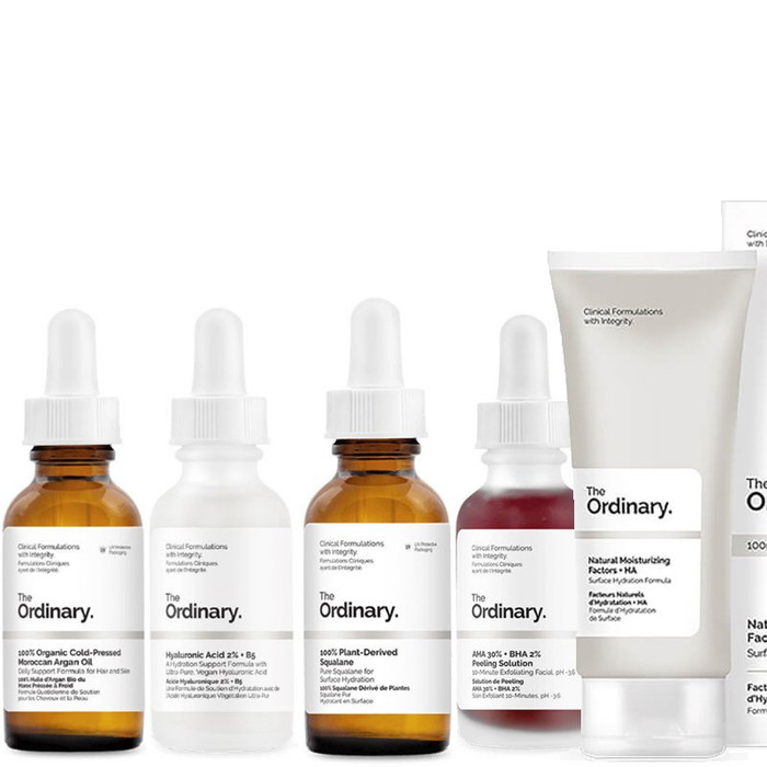 The Ordinary Hydrating Skin Bundle