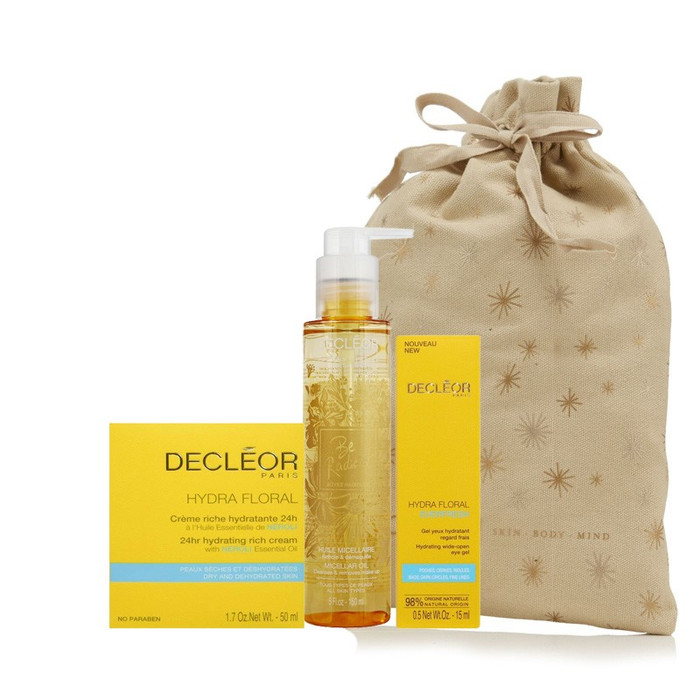 Decleor - Hydra Floral Rich Gift Set